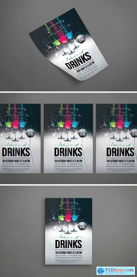 Weekend Drinks