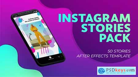 100 Instagram Stories For Final Cut & Apple Motion 25618503