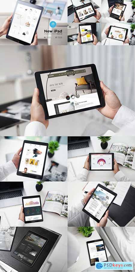 12 New iPad Responsive