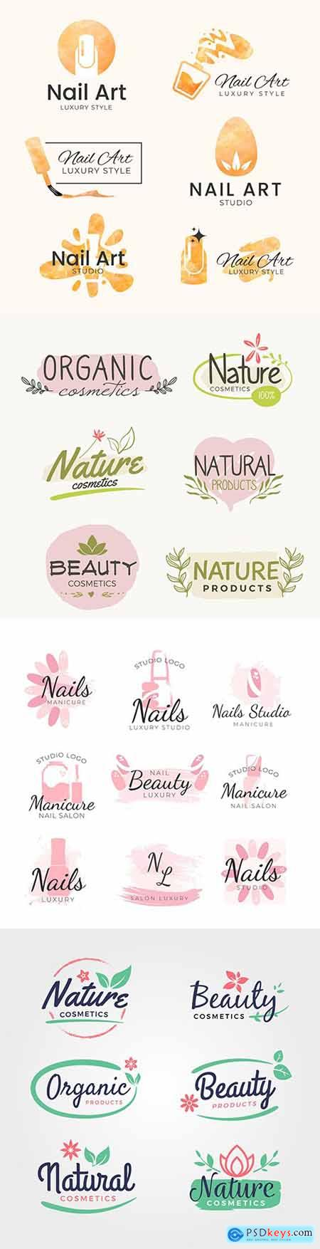 Brand name company logos business corporate design 33217