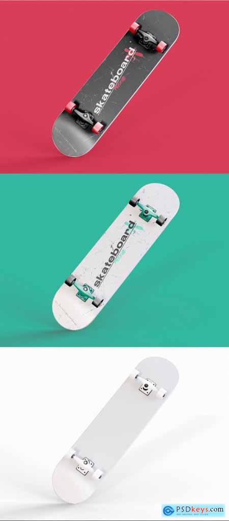 Skateboard Mockup 369737973