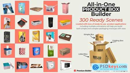 All-in-One Product Box Builder 25901445