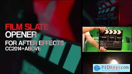 Film Slate Openers 25021877