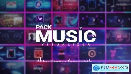 Music Visualizer Pack V2 26261391