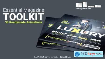Essential Magazine Toolkit 25789830