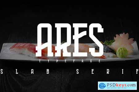 ARES - Font Serif