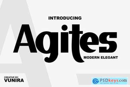Agites Modern Elegant
