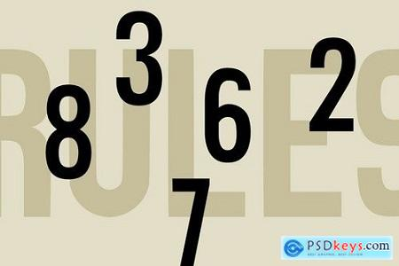 VANGUARD - NeoRetro Display Typeface 5262644
