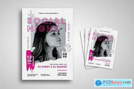 Party Club Flyer257