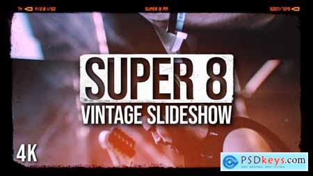 Super 8 Vintage Slideshow 25055003