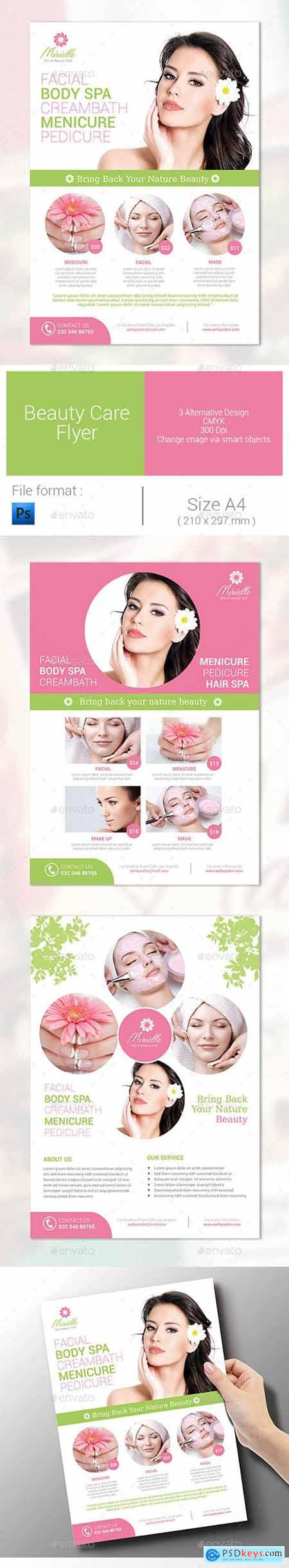 Beauty Care Flyer 9267641