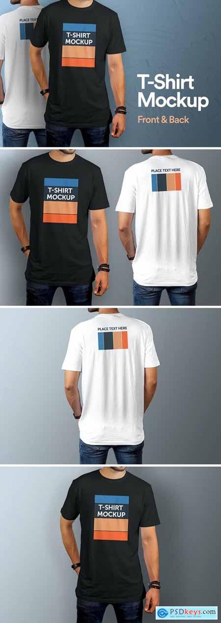T-Shirt Mockup Vol 07