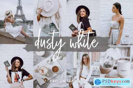 White Lightroom Mobile Presets 5014169