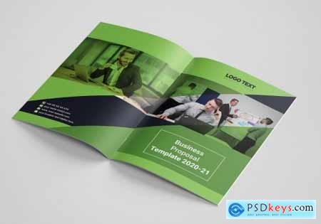 Proposal Brochure Design 4622451