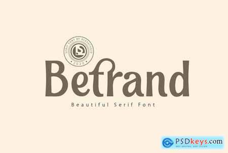 BETRAND - Serif 5275030