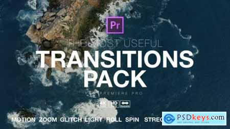 The Most Useful Transitions Pack for Premiere Pro 27730212