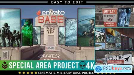 Cinematic Military Base Titles 27764074