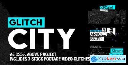 Glitch City 9710660