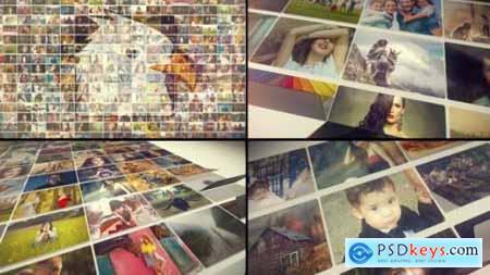 Folding Photos Slideshow 19572545