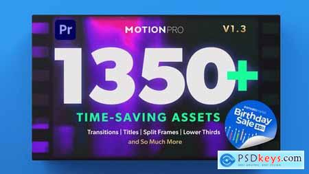 Motion Pro All-In-One Premiere Kit 26504964