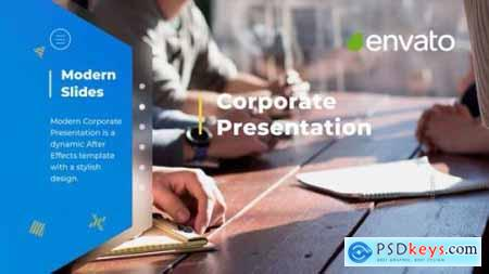 Modern Corporate Presentation 23709777