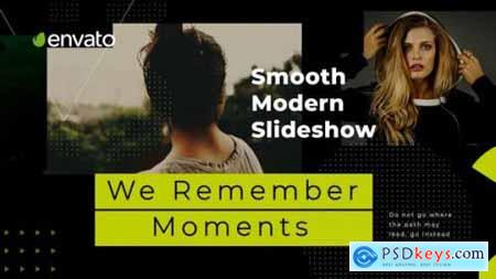 Smooth Modern Slideshow 23856772