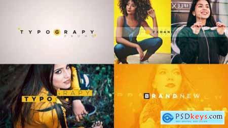Typography Promo 23361826