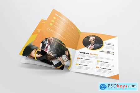 Solution Corp - Bifold Brochure