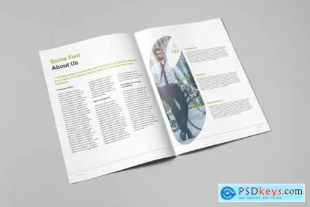 Oak Business Brochure