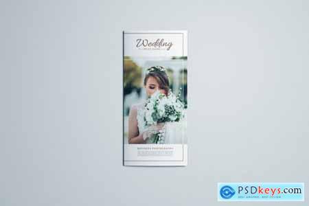 Wedding Business Trifold Brochure 4653529