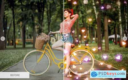 Heart Photoshop Overlays 4725818