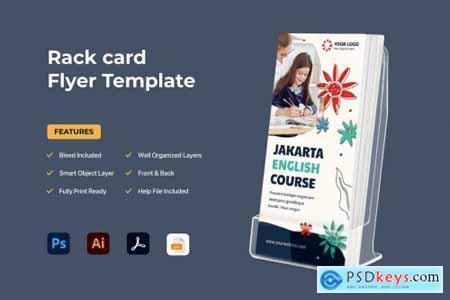 Education Leaflet Rackcard
