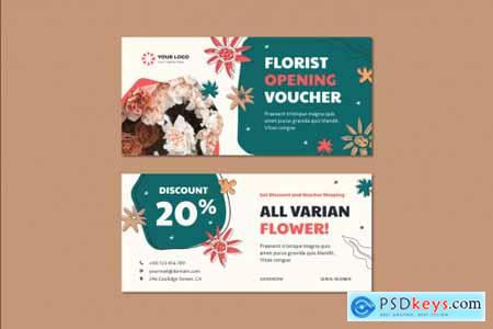Gift Voucher Coupon