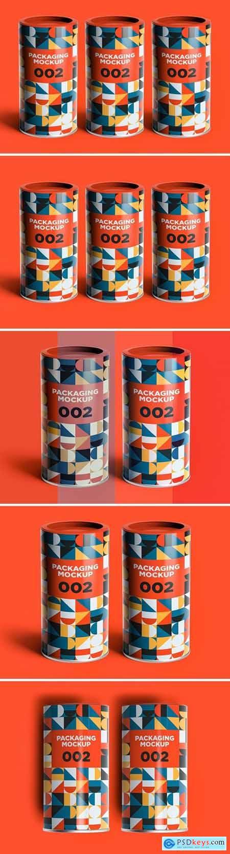 Packaging Mockup 002