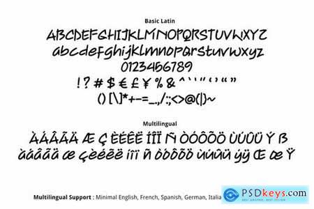 Pendulum Font
