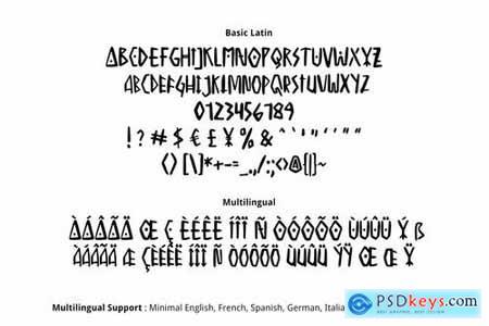 Purba Font