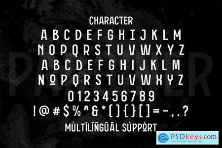 Parginer Display Font 5270715