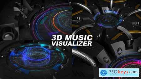 3D Music Visualizer 18328303