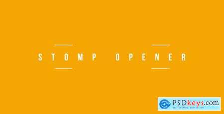 Fast Stomp Opener 20987410