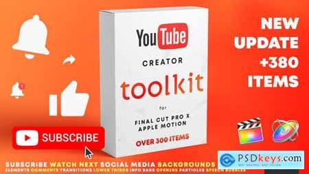 YouTube FCPX Creator Tool Kit v1.1 25022531