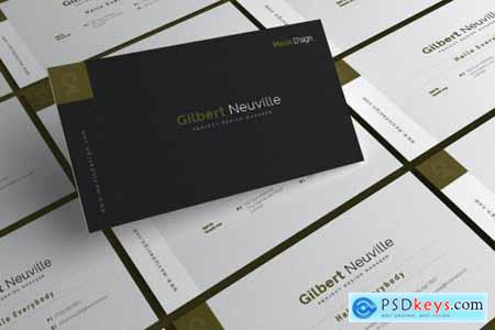 Luxury - Business Card