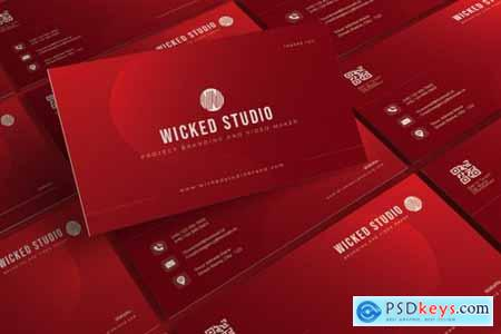 Studio Branding - Business Card
