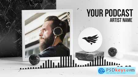 Podcast And Music Visualizer 28011582