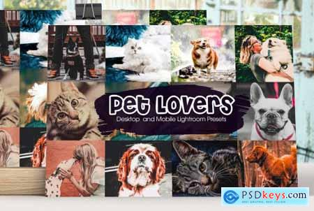 Pet Lovers Lightroom Presets 5192321