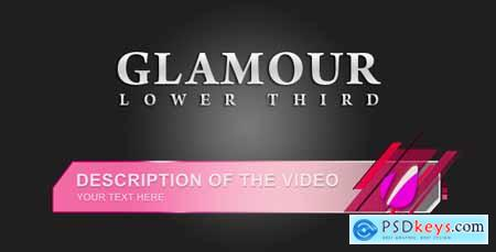 Glamour Lower Thirds 1353543