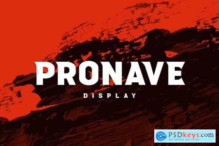 Pronave - Display