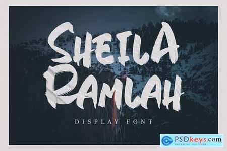 Sheila Ramlah