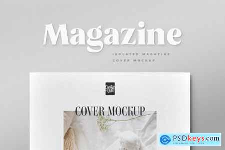 Magazine Cover Mockup Set 5337774