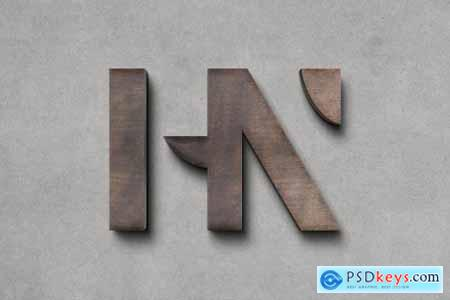 Wood Sign Text Effect 5334720