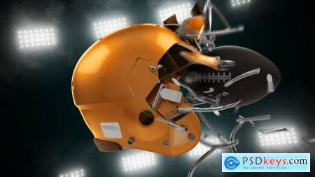 American Football Logo 24779902